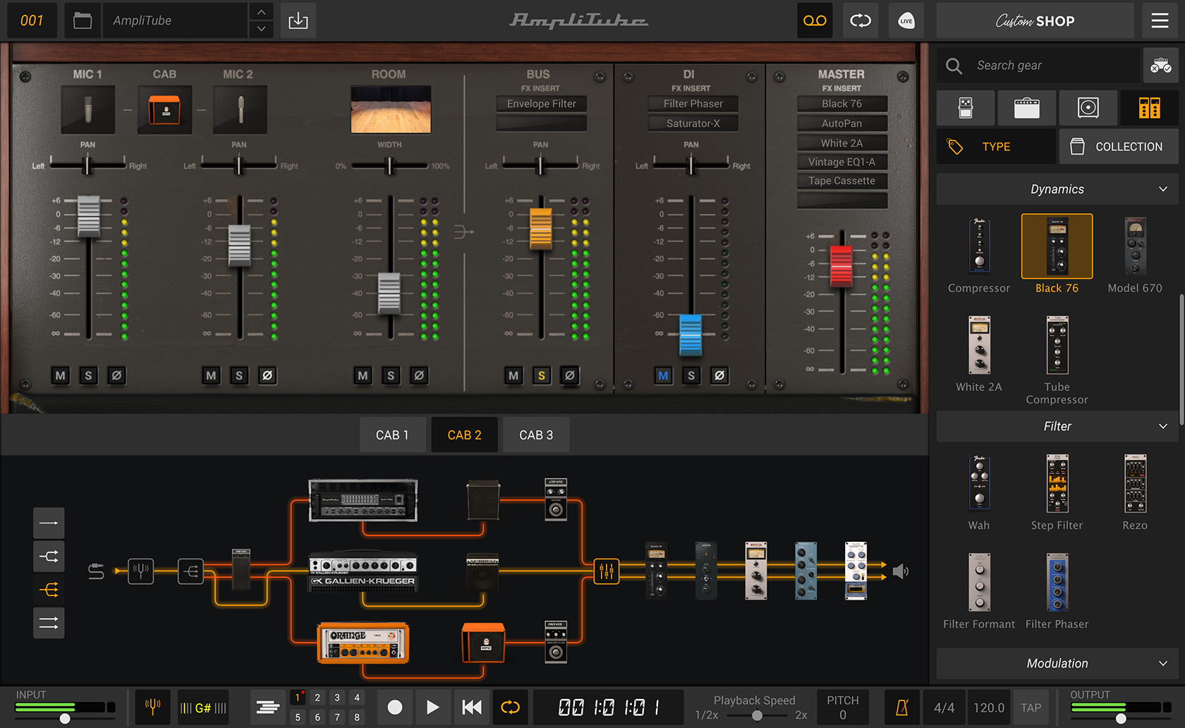 IK Multimedia AmpliTube 5 SE License Code | MUSIC STORE professional