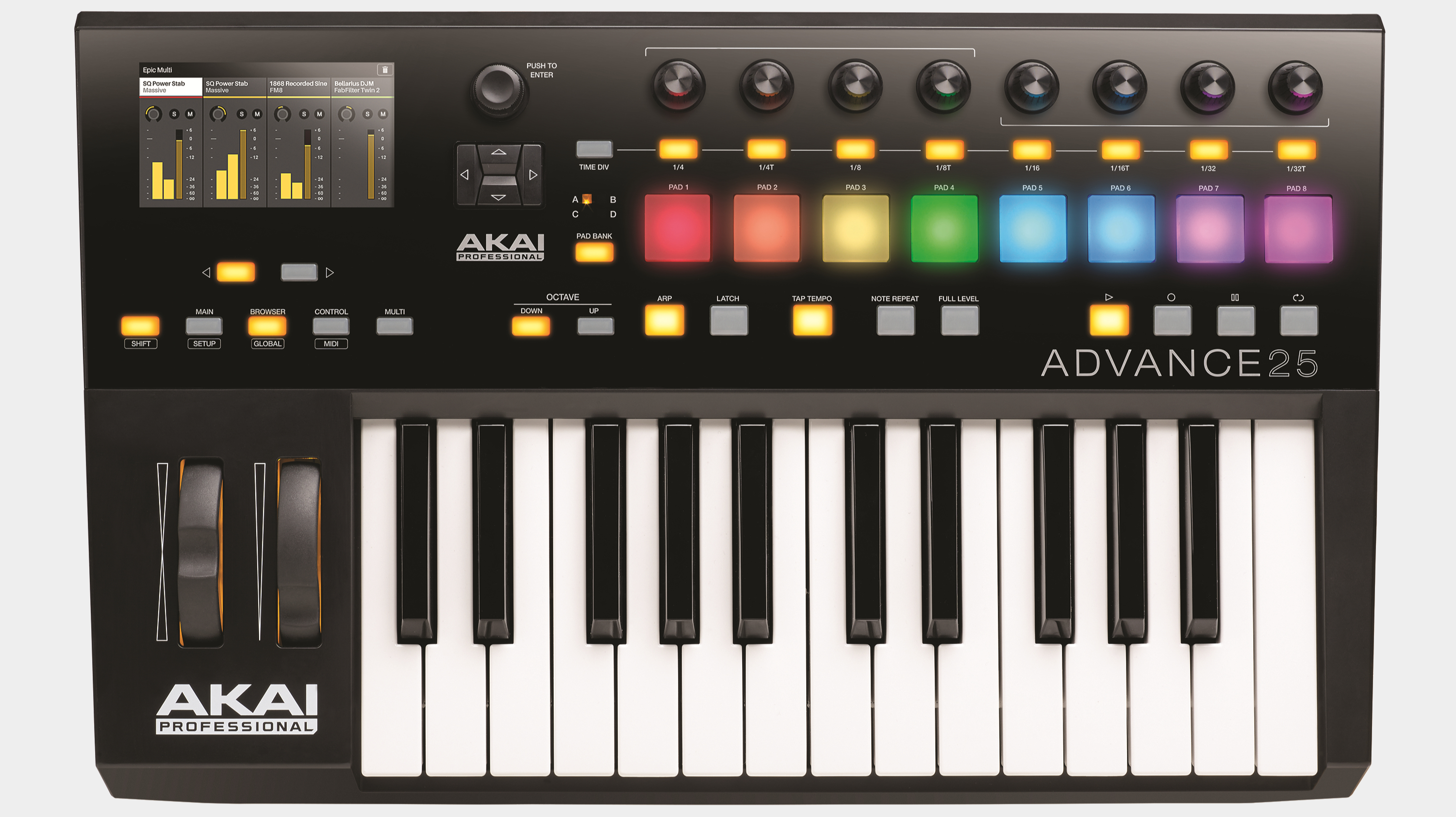 Akai-Advance-25-USB-MIDI-Controller