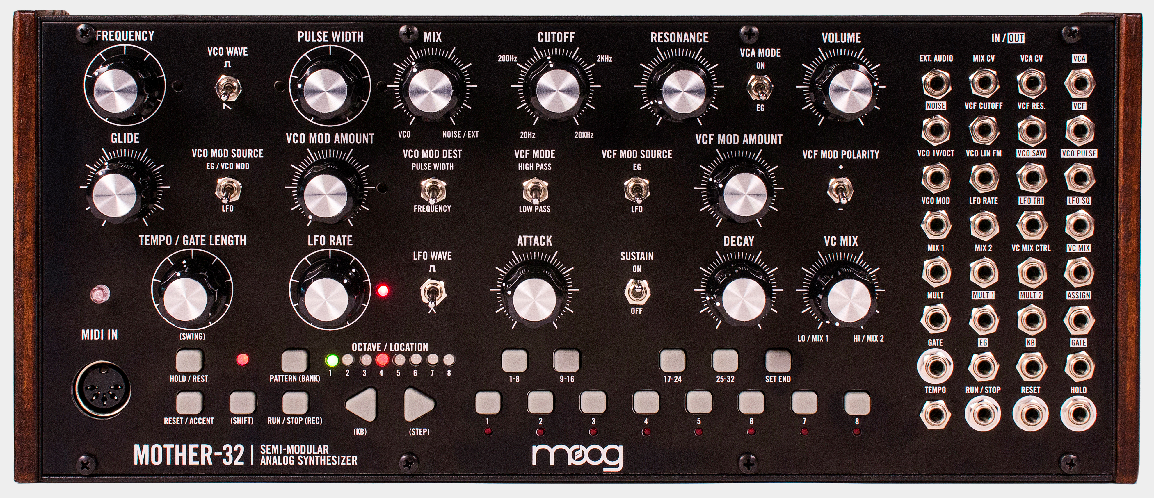 Moog Mother-32 Analog Synthesizer