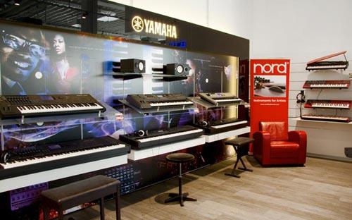 m audio keystation 61 mkii usb masterkeyboard. Black Bedroom Furniture Sets. Home Design Ideas