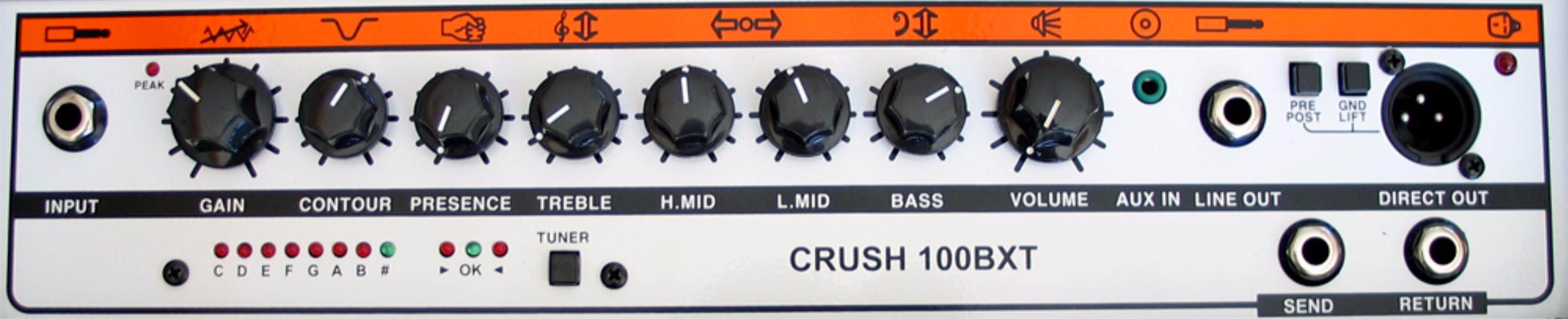 Orange Crush PiX CR100BXT Bass Guitar Amplifier Combo