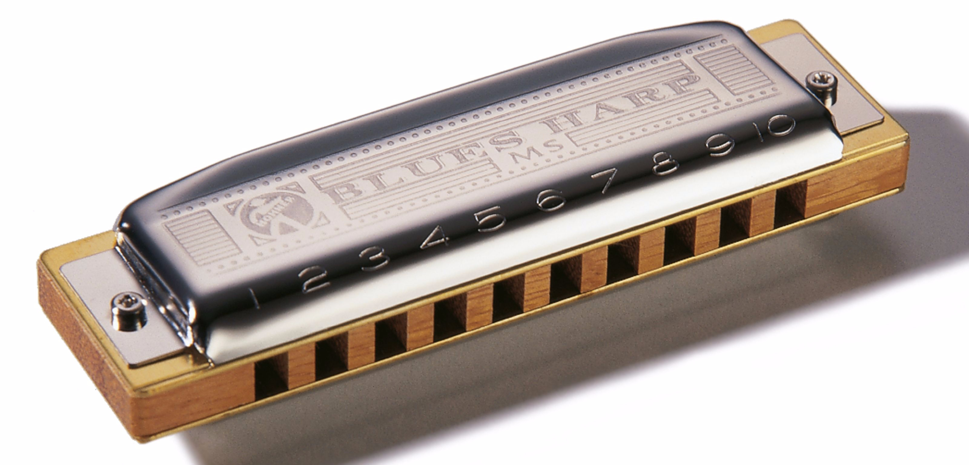 HOHNER Blues Harp G MS