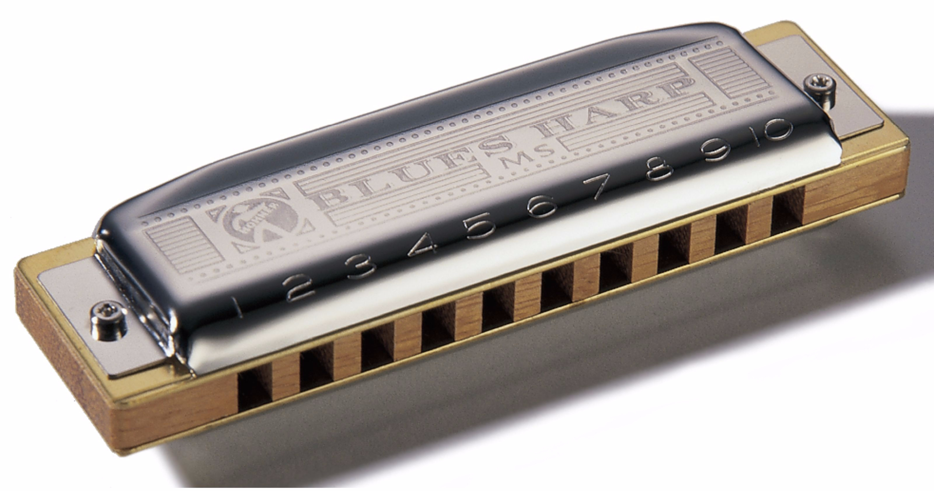 HOHNER Blues Harp Ab MS