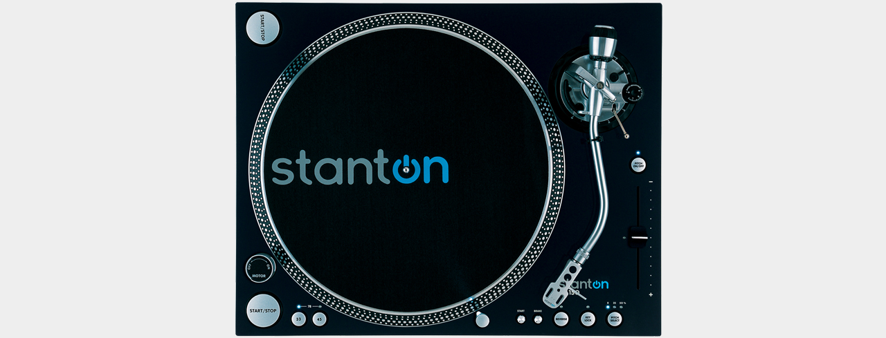 Stanton ST-150 High Torque Turntable