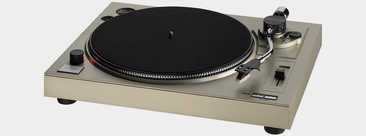 Stage Line DJP-104USB - Stereo HiFi turntable