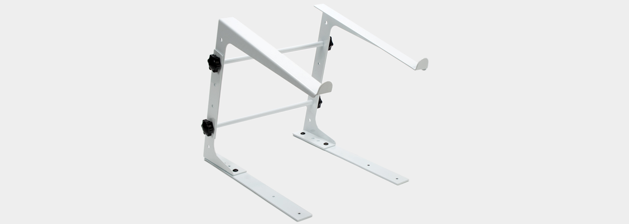 Fame Laptop Stand LS-1 SNOW / white
