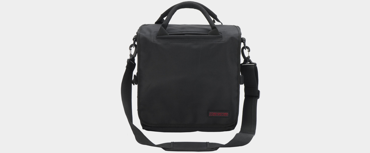 Magma LP-Bag 40 II black / red
