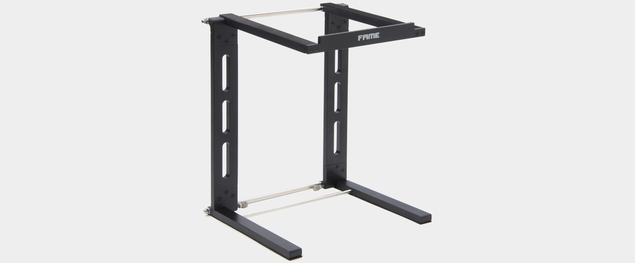 Fame - LS-4, Black Laptop Stand