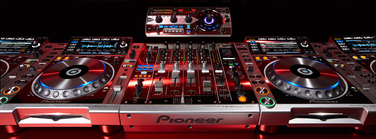 Pioneer CDJ-2000nexus Multiplayer