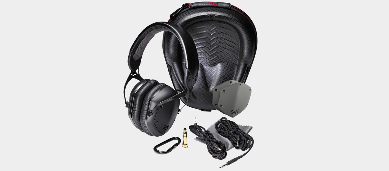 V-Moda - Crossfade LP2 Vocal Matte Black