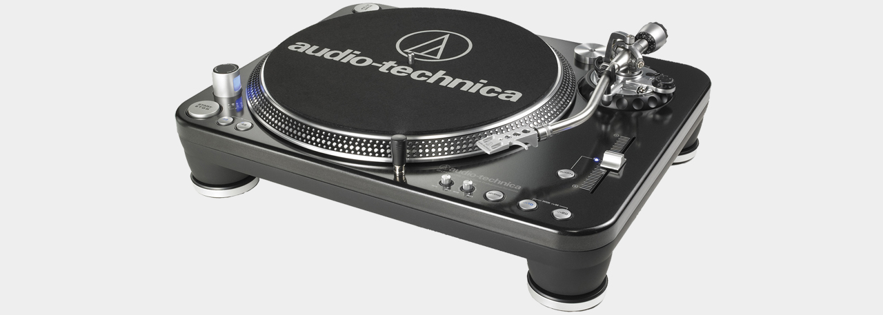 Audio Technica - AT-LP1240USB Turntable, Direct Drive USB