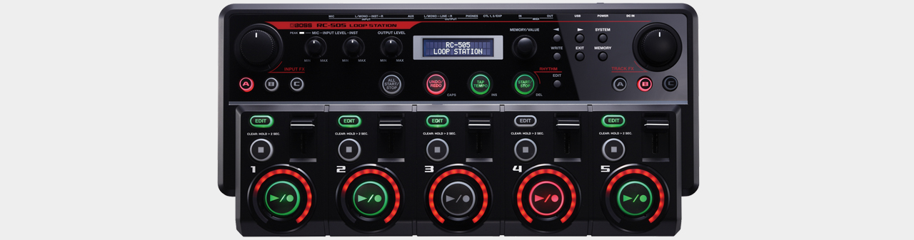 Boss - RC-505 Tabletop Loop Station
