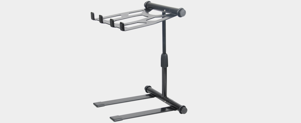 Fame - Laptop Stand LS-6 black