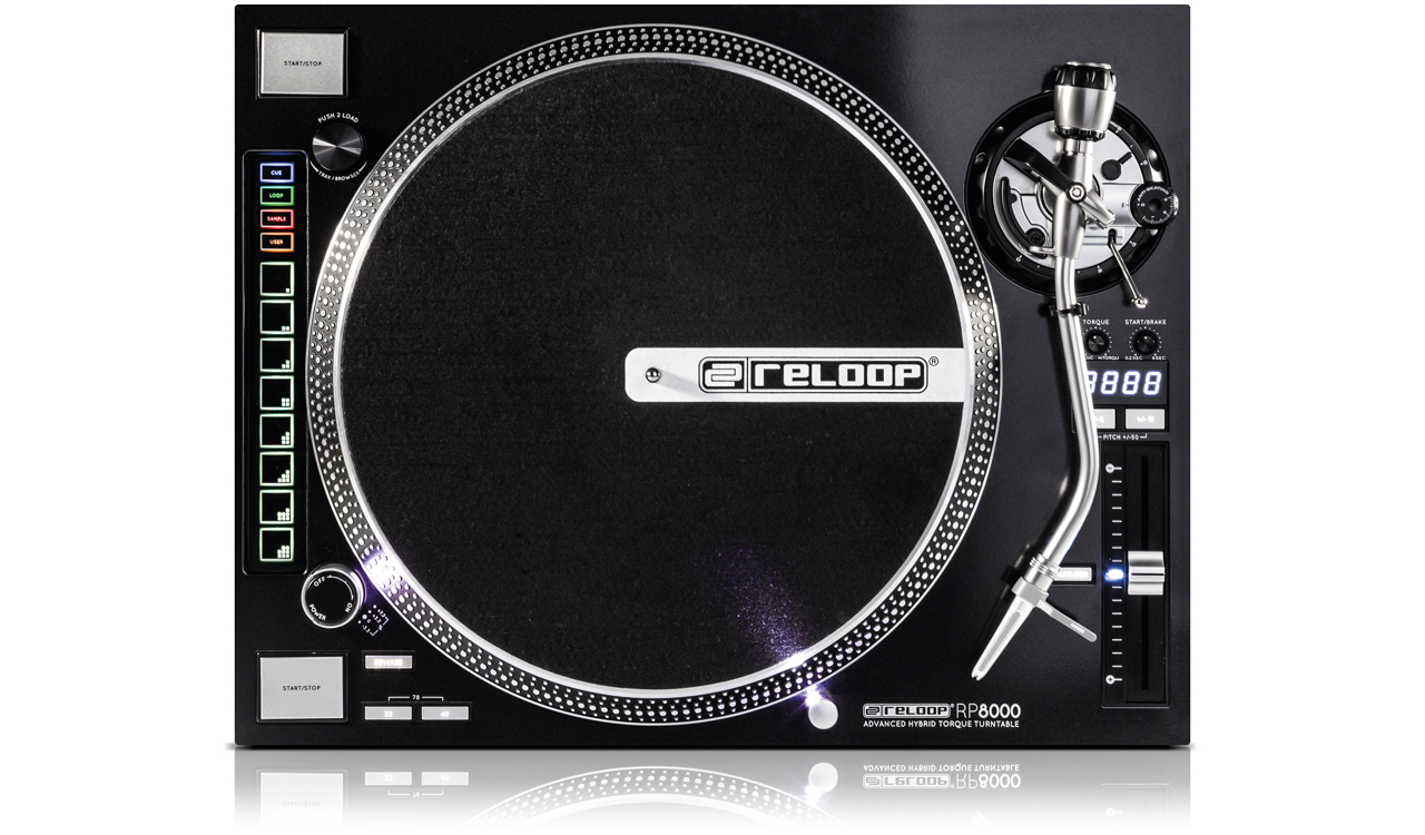 Reloop - RP-8000 - High Torque Turntable