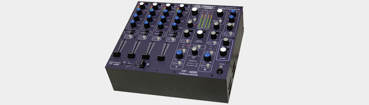 Formula Sound FF-4000 High-End Club-Mixer