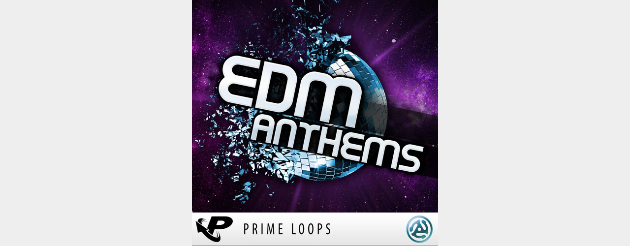 Numark NS7III - Prime Loops Remix Tool Kit - EDM Anthems