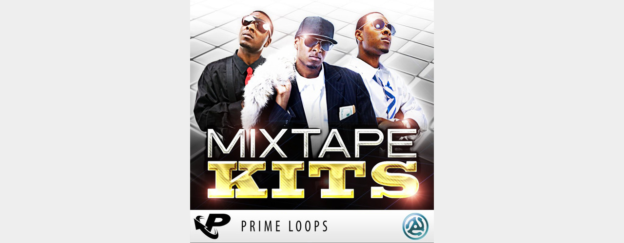 Numark NS7III - Prime Loops Remix Tool Kit - Mixtape Kits