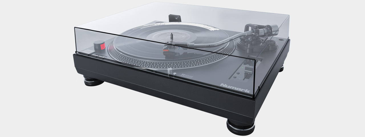 Numark TT250USB - Professional Direct-Drive Turntable