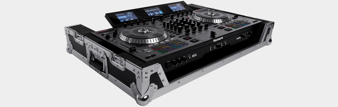 Numark NS7 Case V3 for NS7III