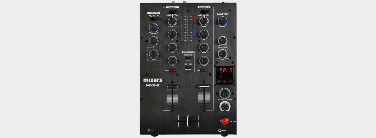 Mixars MXR-2 Effect Mixer with Soundcard