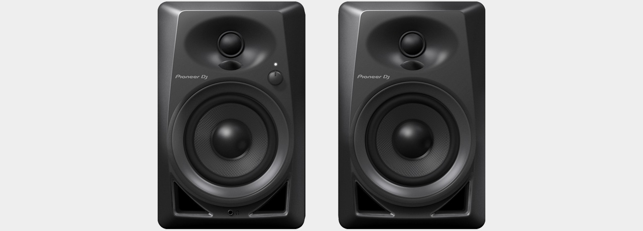 Pioneer DM-40 Monitor Speaker for DJs