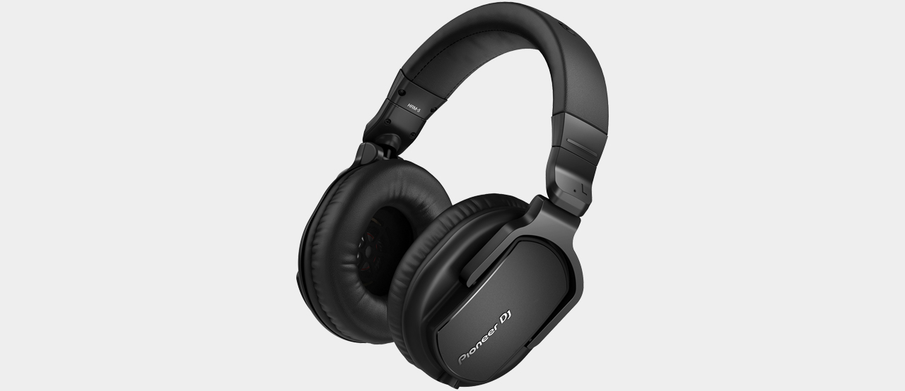 Pioneer HRM-5 - Professional Studio Monitor Headphones