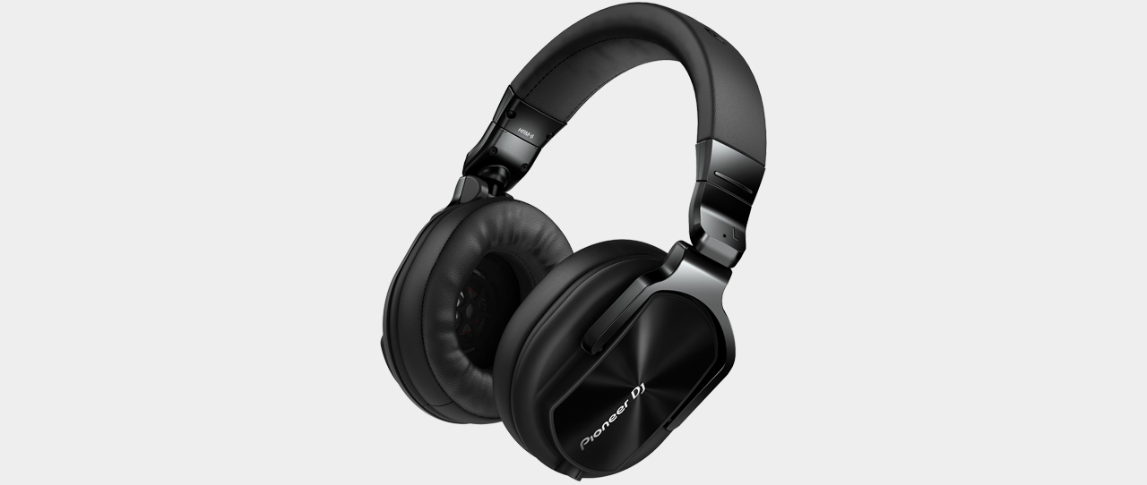 Pioneer HRM-6 - Professional Studio Monitor Headphone
