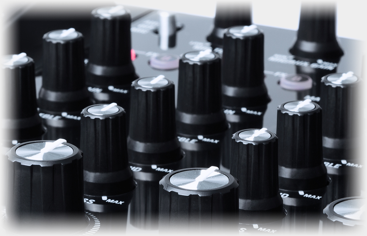 Numark NVII - Touch Capacitive Knobs
