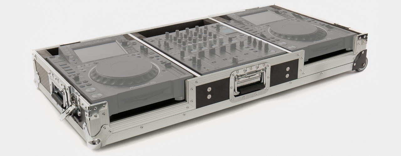 MUSIC STORE - Pioneer NXS2 Set-Case