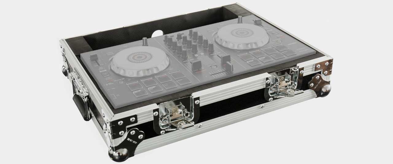 MUSIC STORE - DDJ-SB2 + DDJ-RB Flightcase