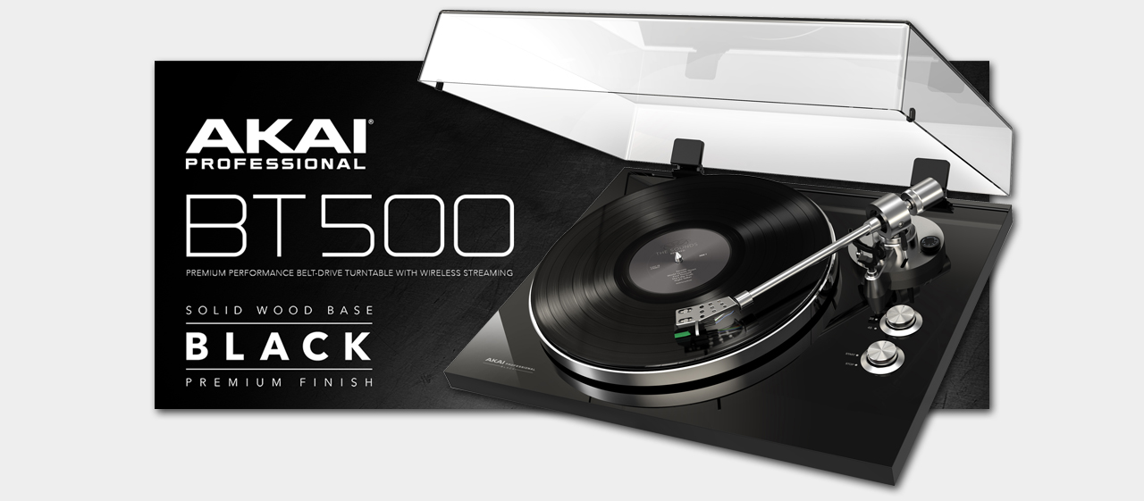 Akai BT500 Black