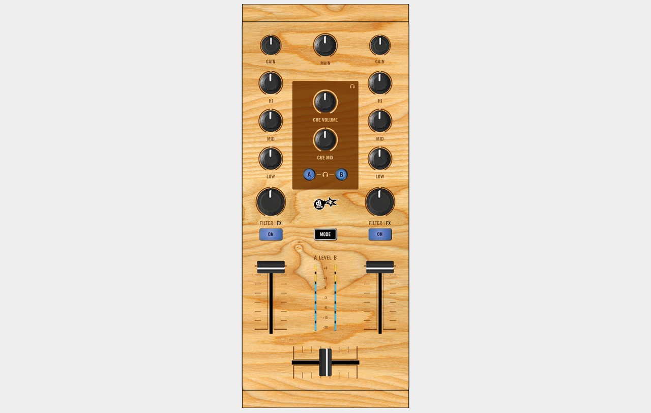 DJ-SKINS – Native Instruments Z1 Skin Woody