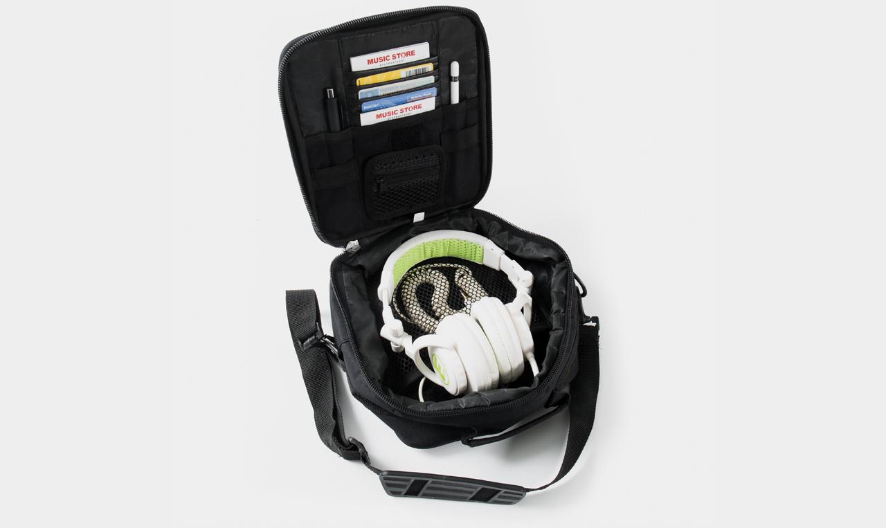 Music Store Dj Headphone Bag