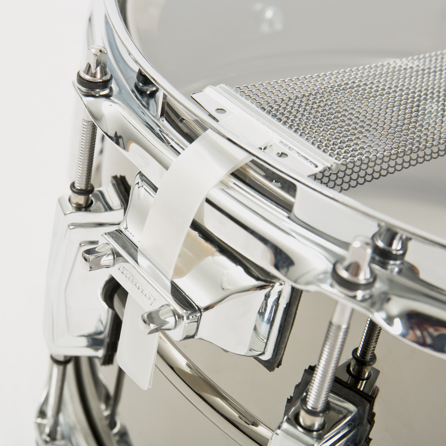 Ludwig Black Beauty Snare LB417 Butt