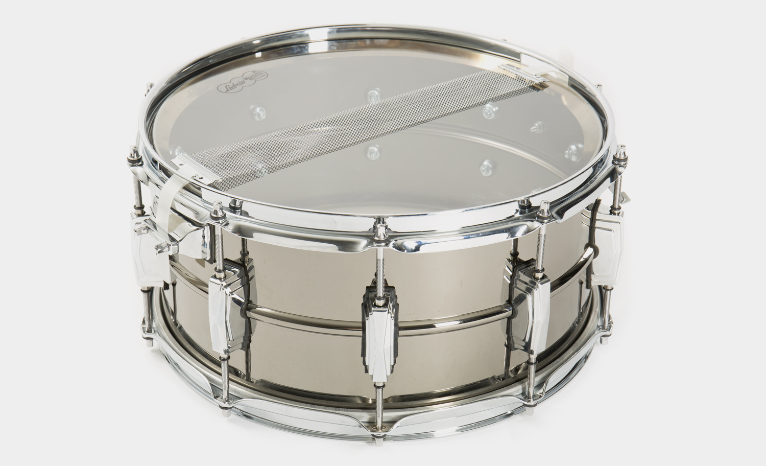 Ludwig Black Beauty Snare LB417 Snares