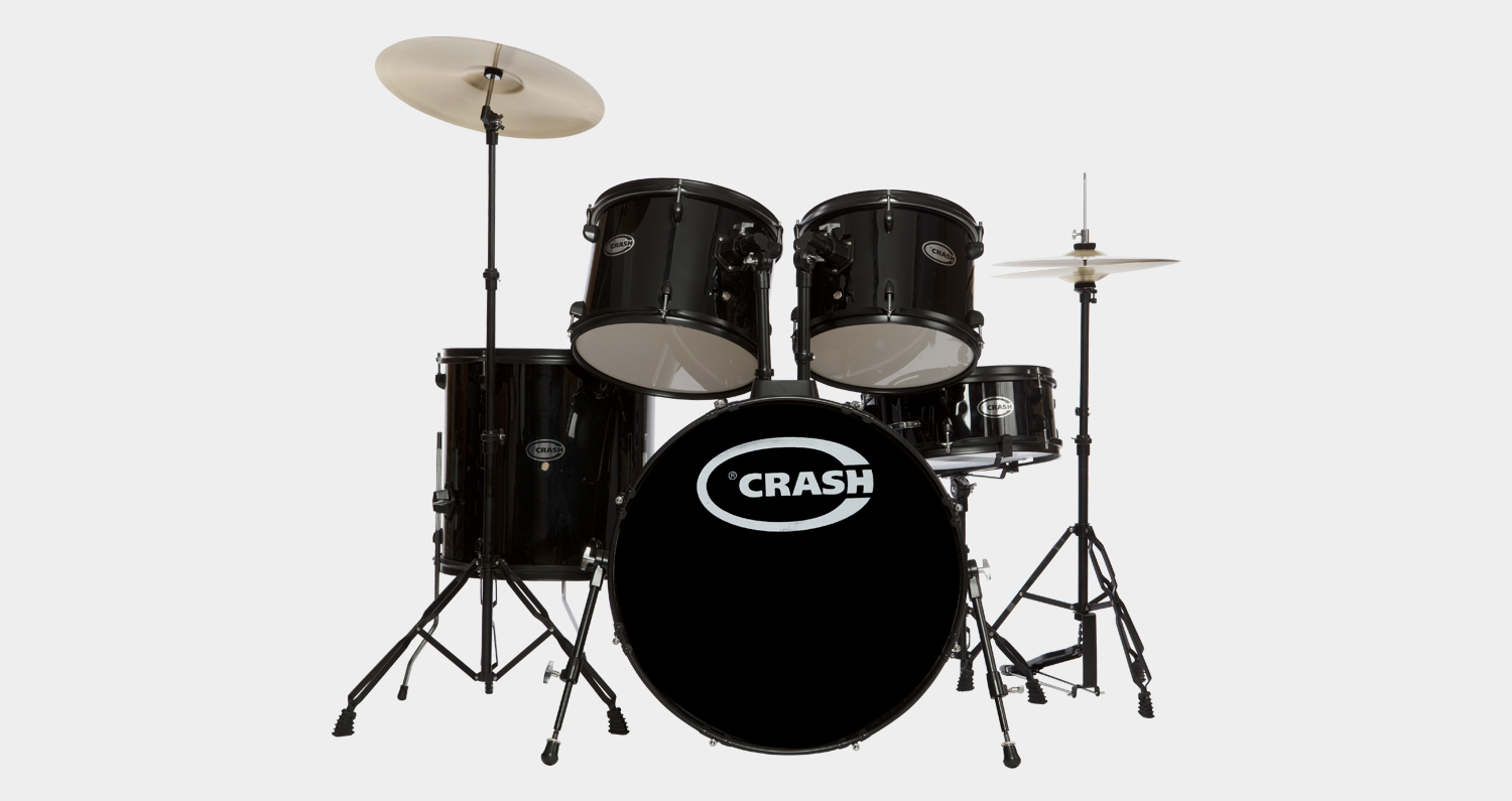 Crash Force Five Schlagzeugset