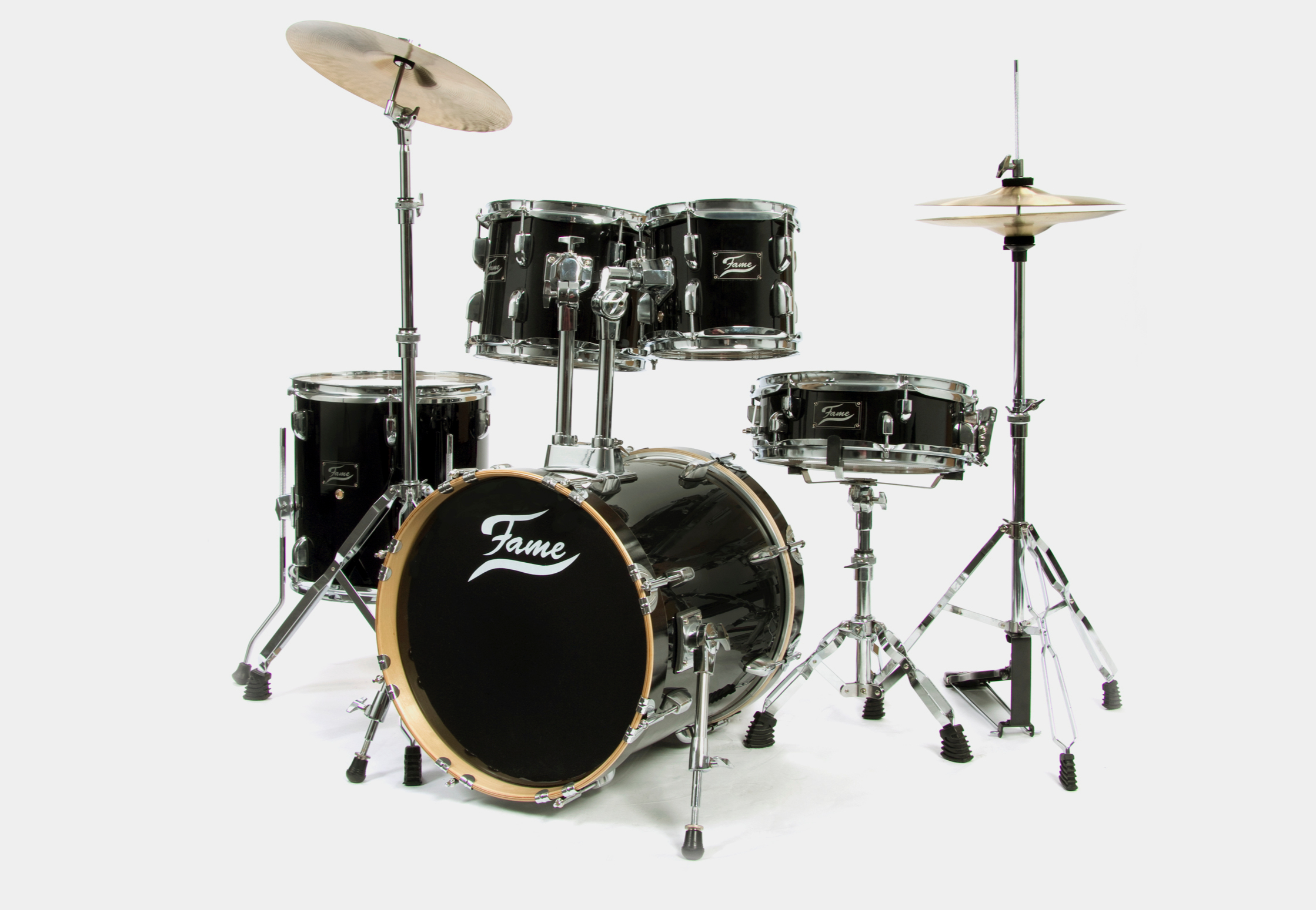 Fame Maple Standard Jungle Drumset