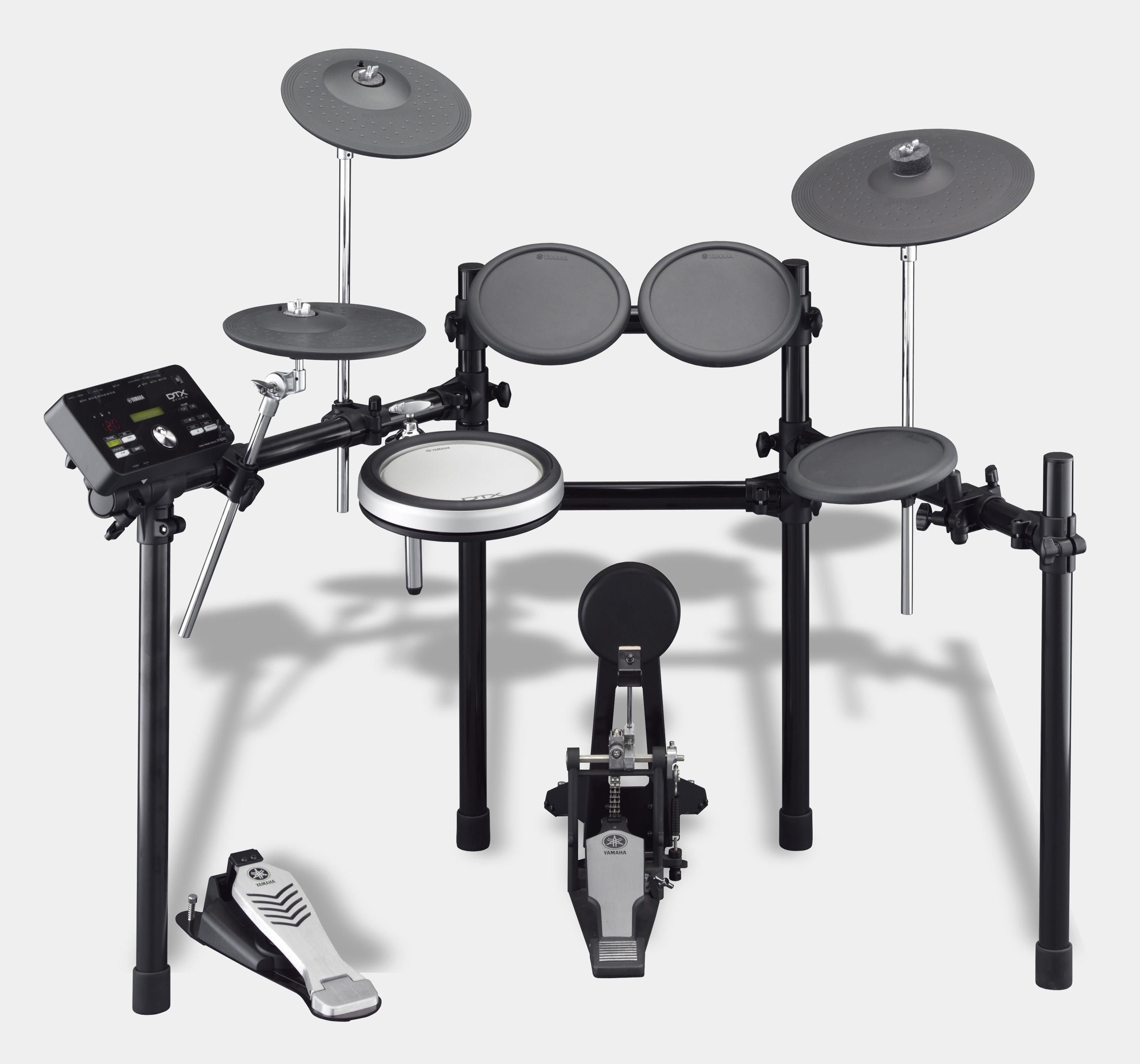 yamaha dtx522k e drum set. Black Bedroom Furniture Sets. Home Design Ideas