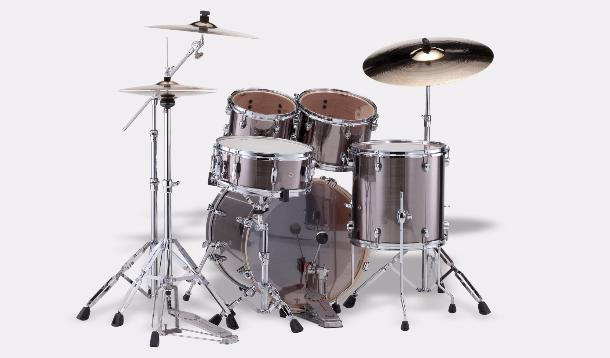 Pearl Export EXX705BR/C in Smokey Chrome