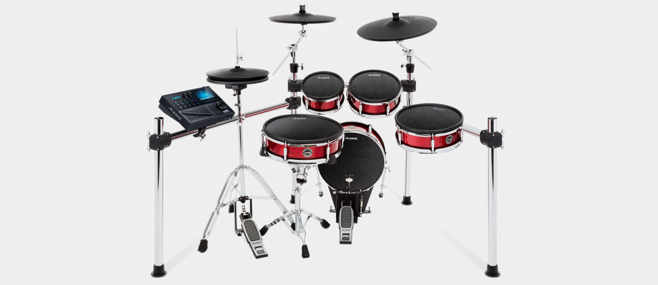 Alesis Strike Zone Kit E-Drum Set
