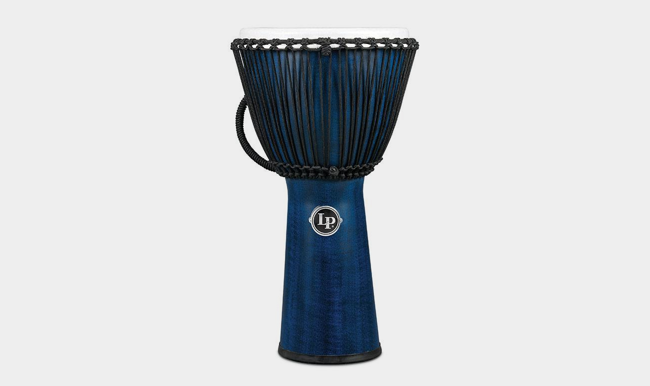 LP FX Rope Djembe LP724B
