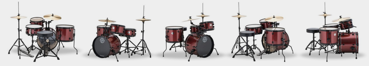Ludwig Pocket Kit Group