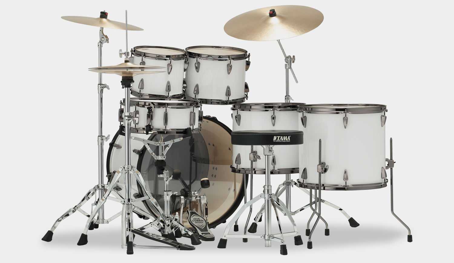 Tama Imperialstar IP62H6N BSGW Rear