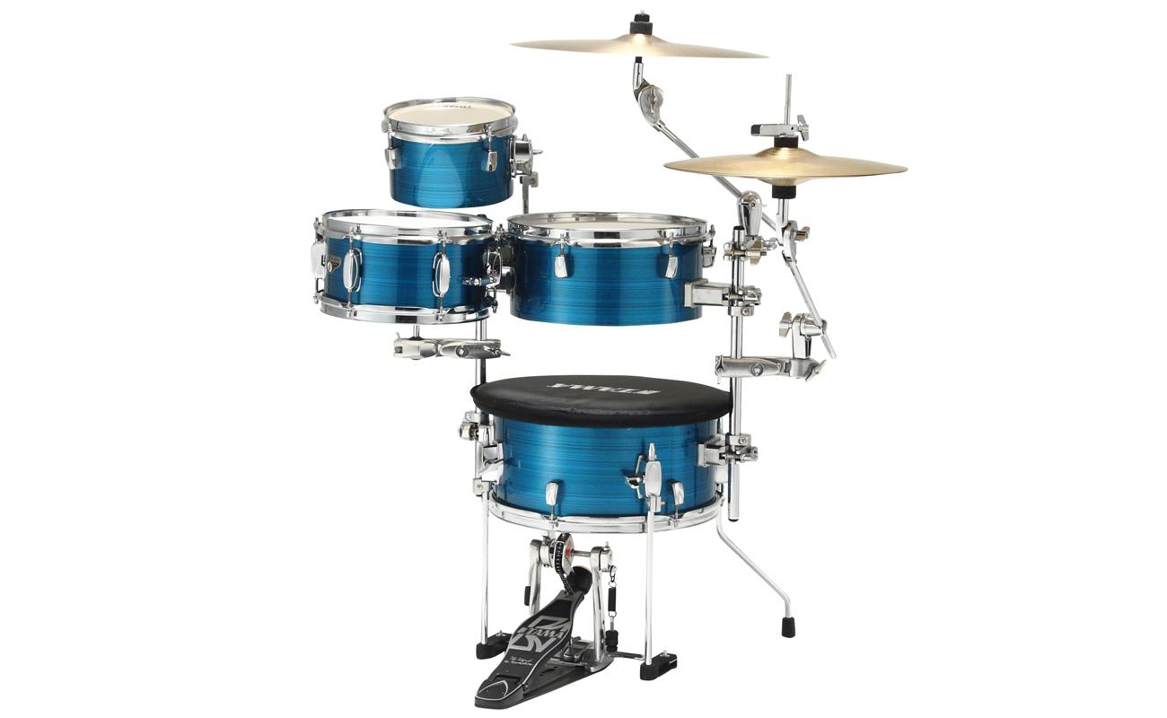 tama cocktail jam cjp44c hairline blue hlb music store professional de de. Black Bedroom Furniture Sets. Home Design Ideas