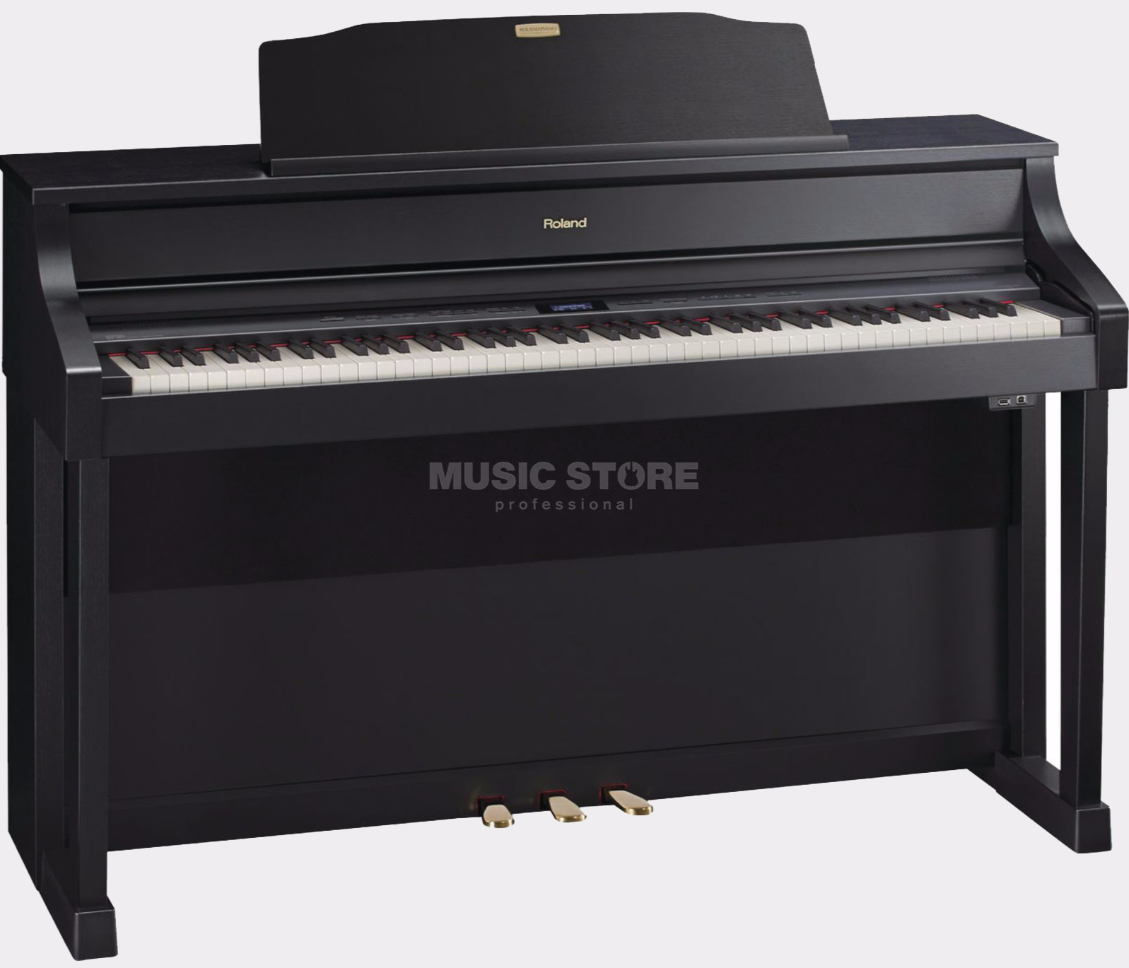 ROLAND HP 504 CB Digital Piano Black