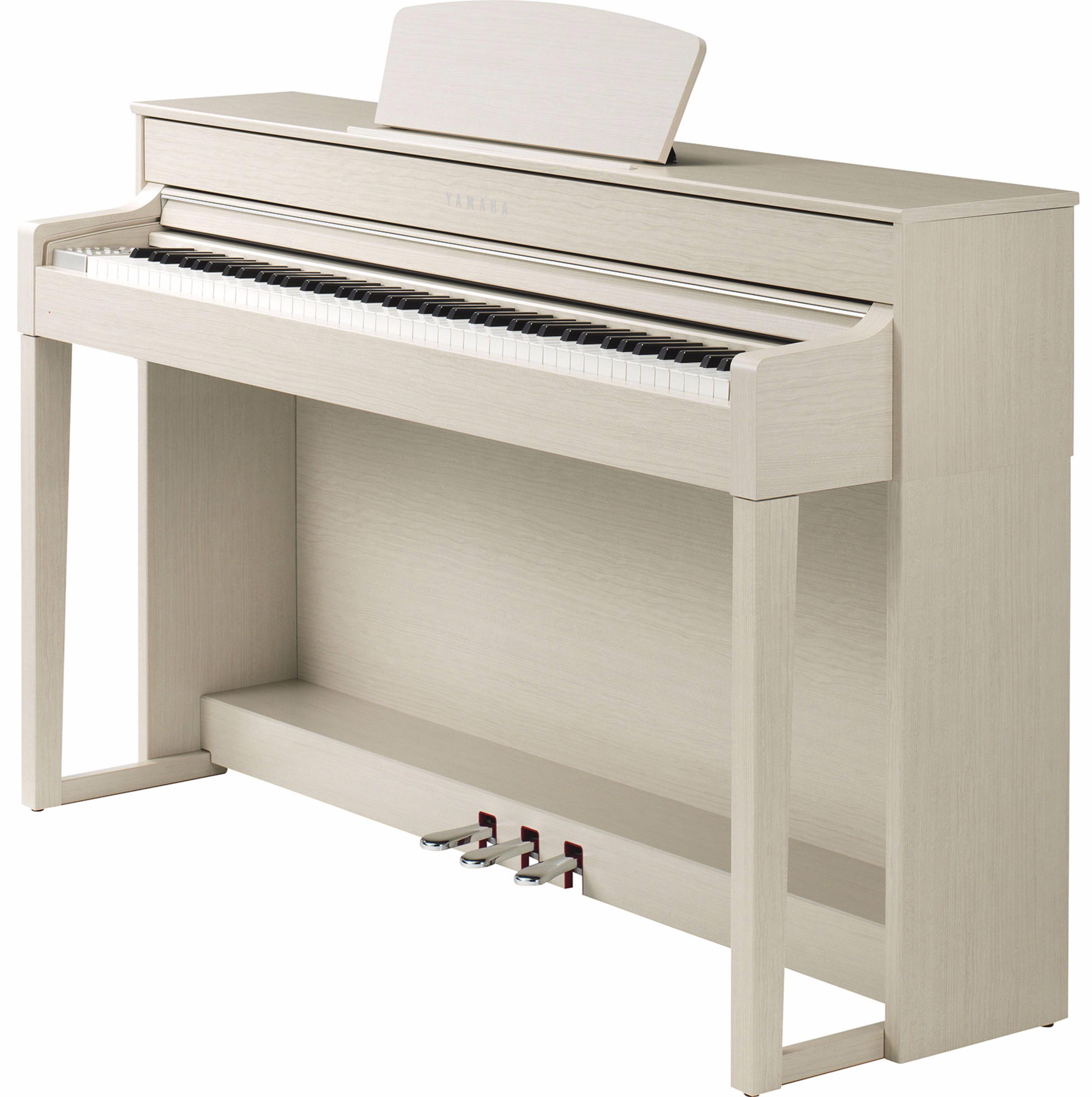 Yamaha clavinova clp 535 wa for Yamaha digital piano clp 535