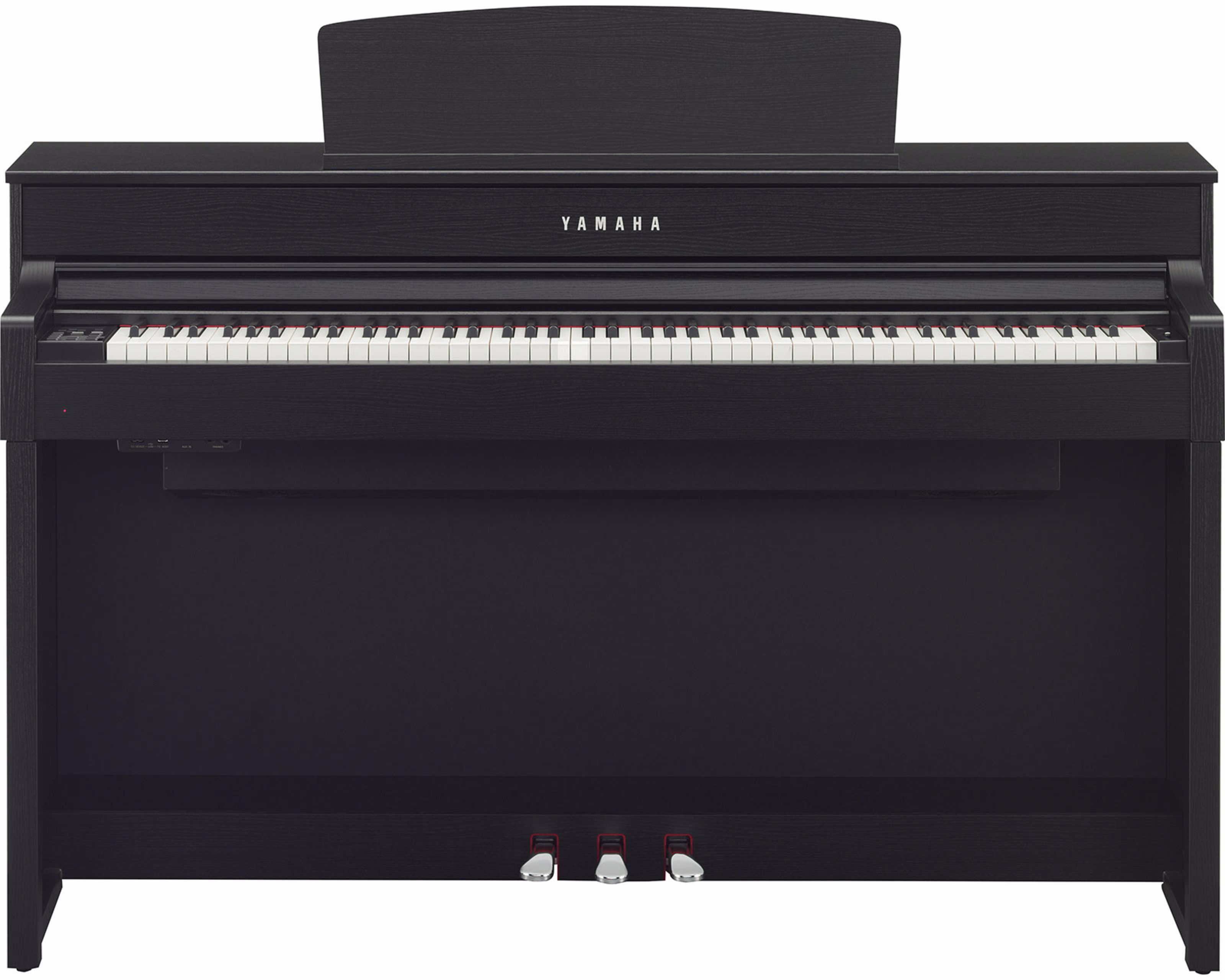 yamaha clavinova clp 575 b digital piano black. Black Bedroom Furniture Sets. Home Design Ideas