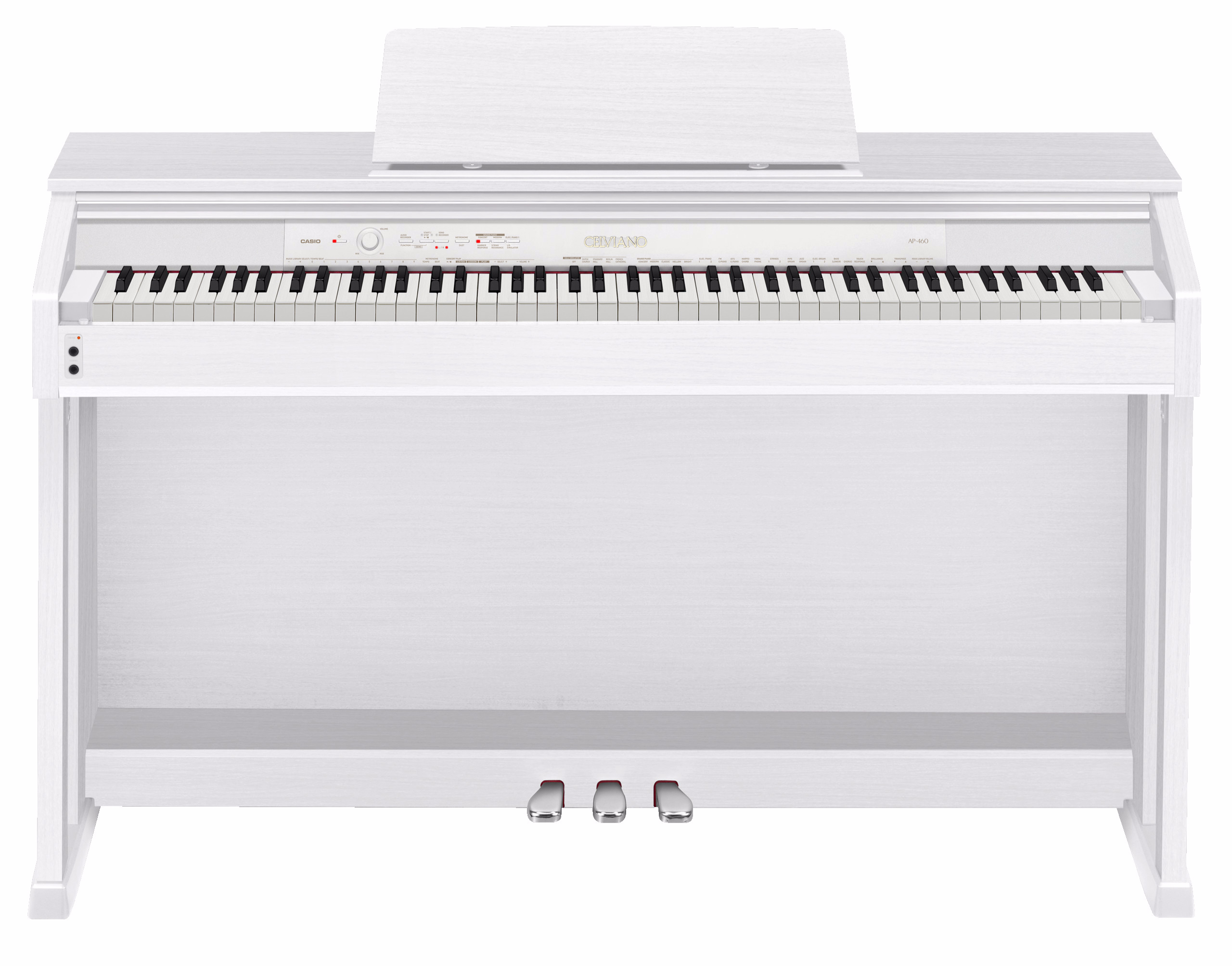 Casio AP-460 WE Digital Piano Weiss