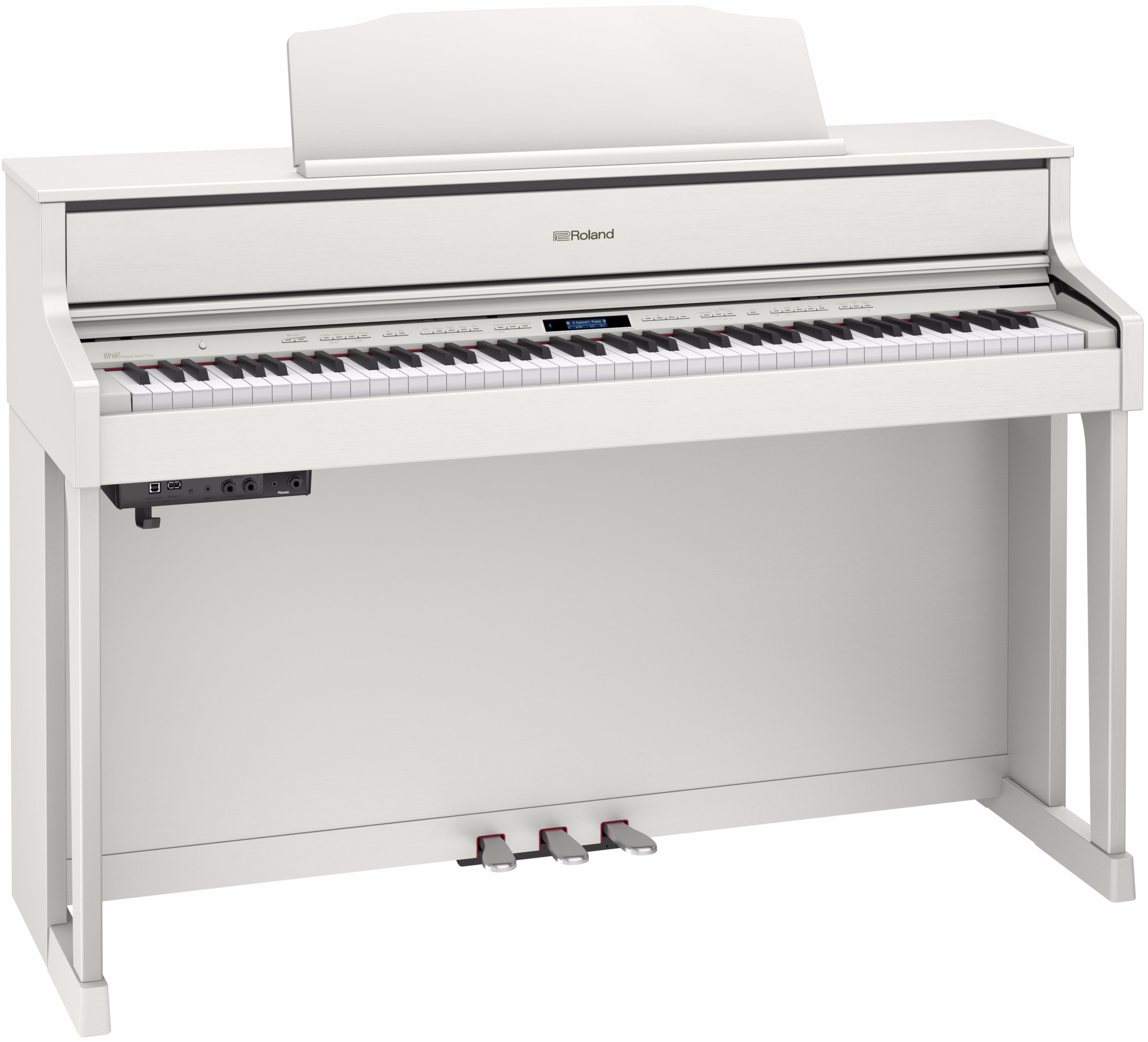 ROLAND HP-605 WH Digitalpiano