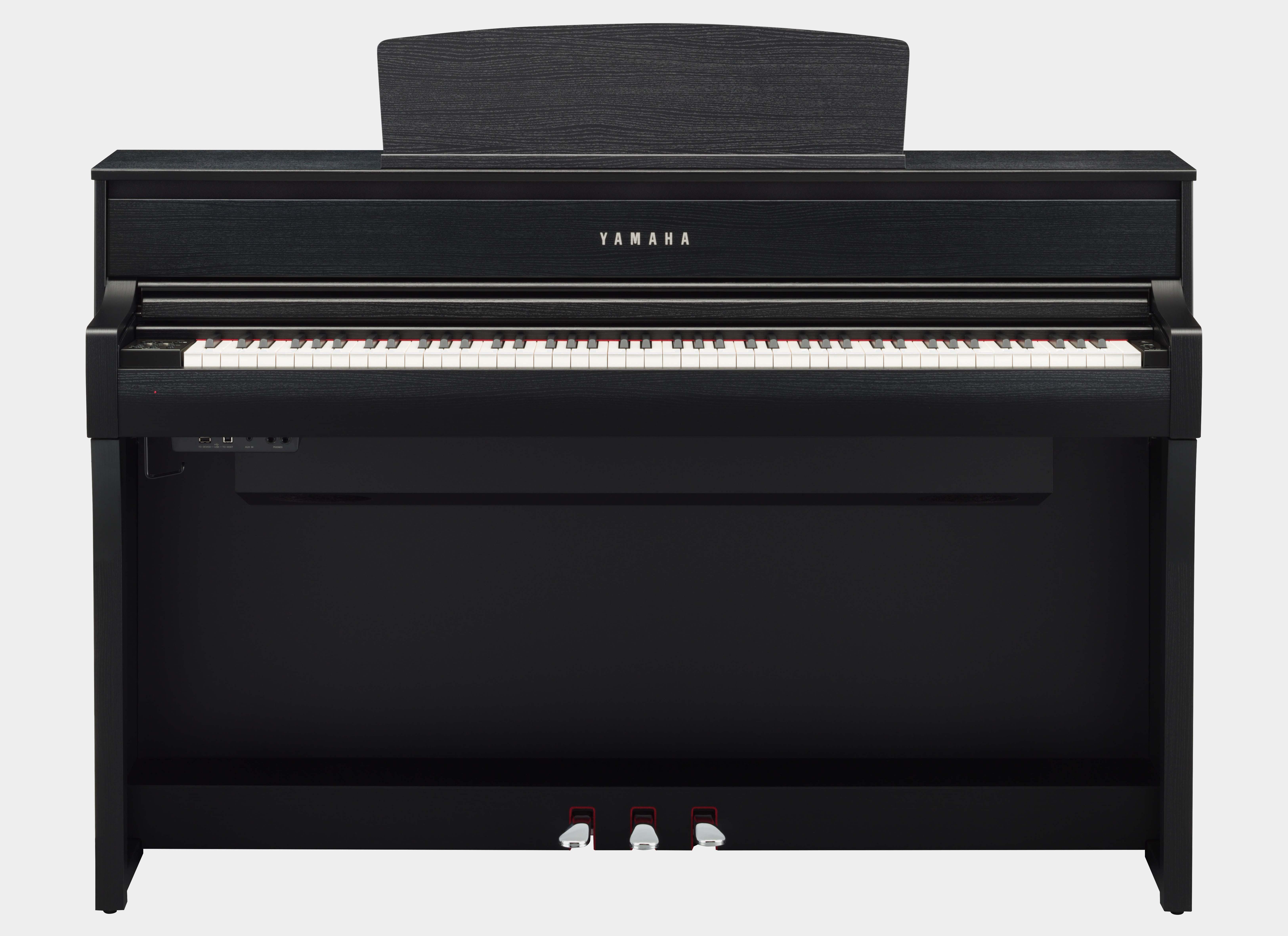 yamaha clavinova clp 675 b. Black Bedroom Furniture Sets. Home Design Ideas